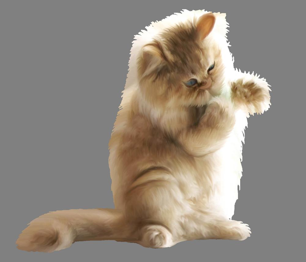 Логотип сайта Любимые кошки