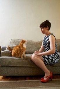 Беседа с котом