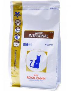 Роял канин гастро интестинал для кошек