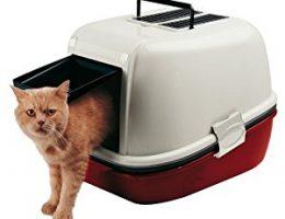 Миниатюра к статье Лоток-домик для кошек